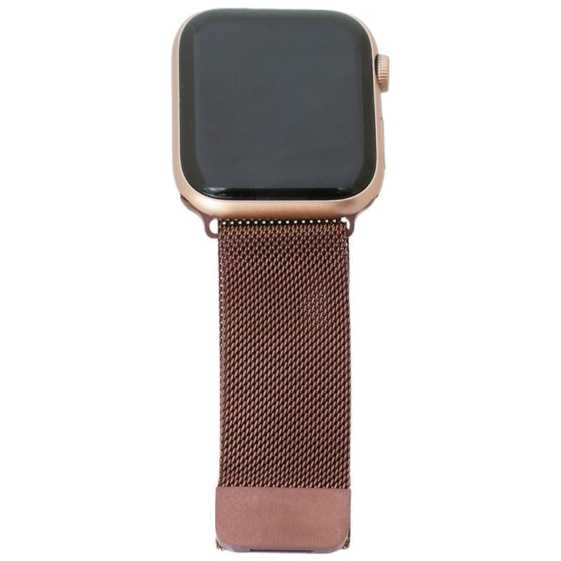 Koffie Apple Watch Band Milanese